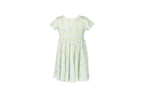 Proper Peony Garden Floral Twirl Dress