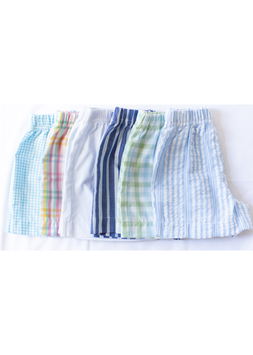 Peggy Green PG Boys Retro Short