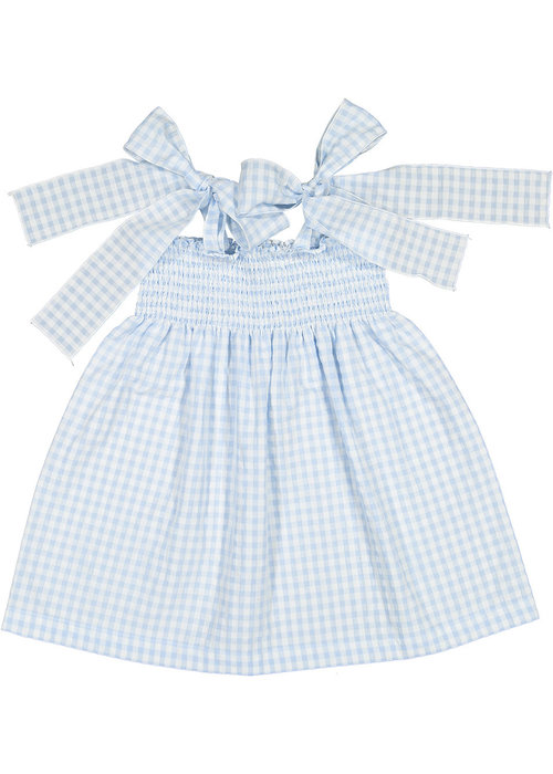 Sal & Pimenta S&P Bluebell Bows Dress