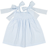 S&P Bluebell Bows Dress