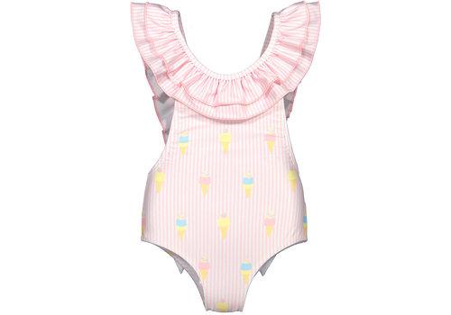 Sal & Pimenta S&P Girls Swimsuit - I Melt For You