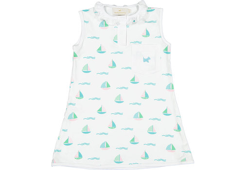 Sal & Pimenta S&P Set Sail Sleeveless Dress