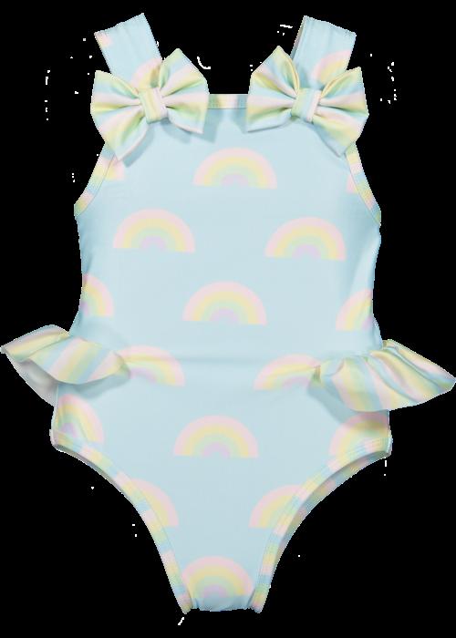Sal & Pimenta S&P Girls Swimsuit - On Cloud 9