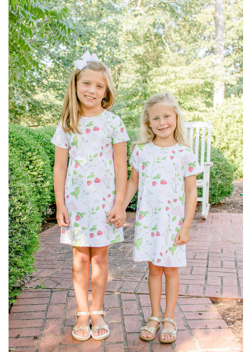 Grace and James G&J Strawberry Dress