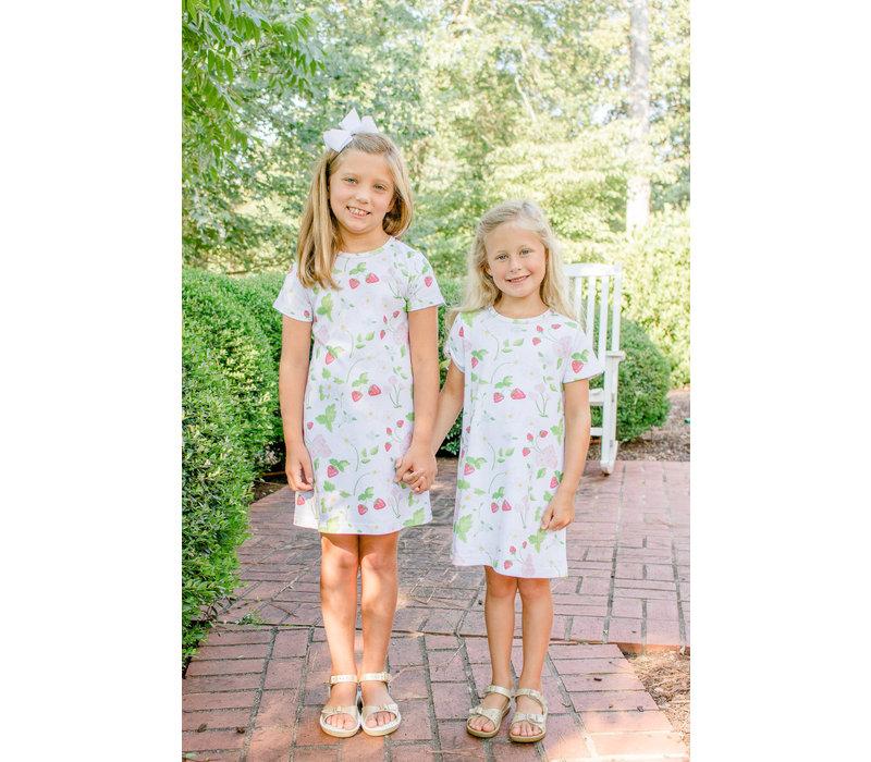 G&J Strawberry Dress