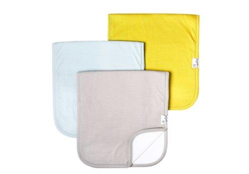 Copper Pearl CP Burp Cloth Set (3-pack)