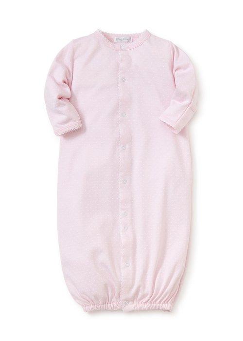 Kissy Kissy KK Kissy Dots Print Converter Gown Pink/White