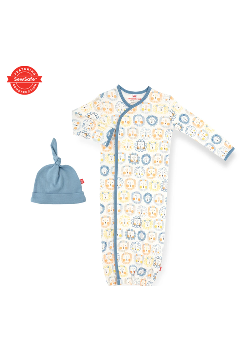 Magnetic Baby MAG Mane Event Org Ctn Magnetic Gown/Hat Set
