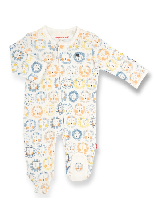 Magnetic Baby MAG Mane Event Org Ctn Magnetic Footie