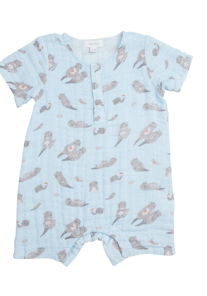 AD Otters Henley Shortall in Blue