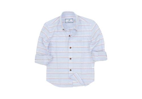 Properly Tied PT Boardwalk Shirt in St. John Stripe