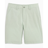 Southern Tide ST Boys Youth T3 Heather Gulf Short in Harbor Grey