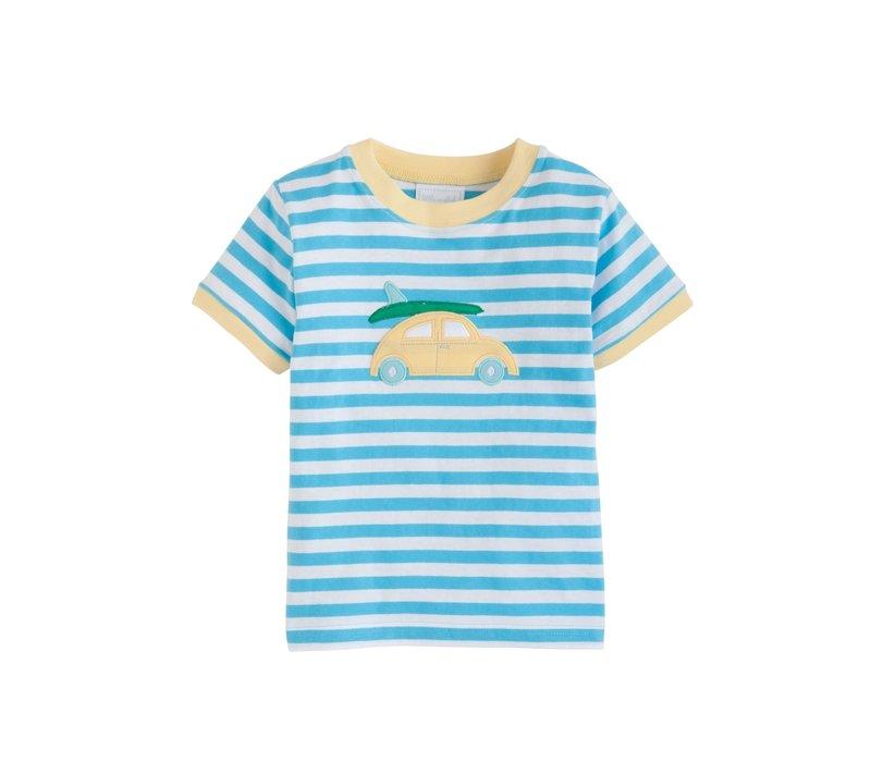 LE Applique T-shirt - Dune Buggie