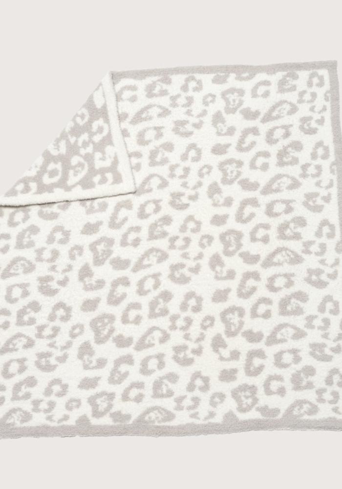 BFD Cozychic BITW Baby Blanket - Stone/Cream