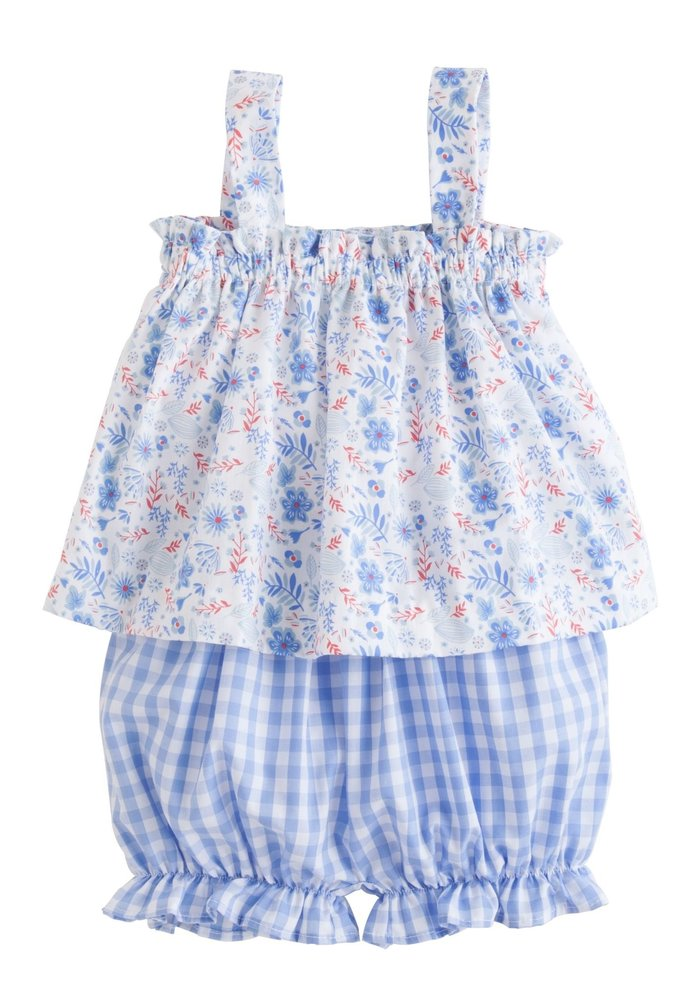 LE Kylee Bloomer Set - Rosemary Floral