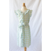 Peggy Green PG Girls Willa Dress in Chapel Hill Check