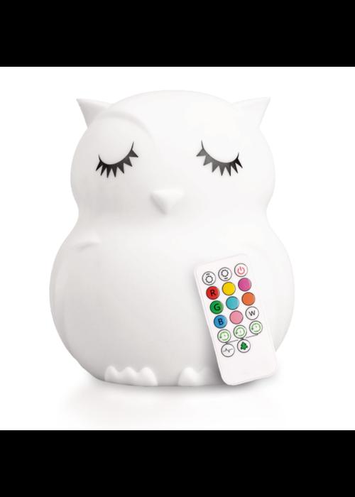 LW Pet Remote Light - Owl
