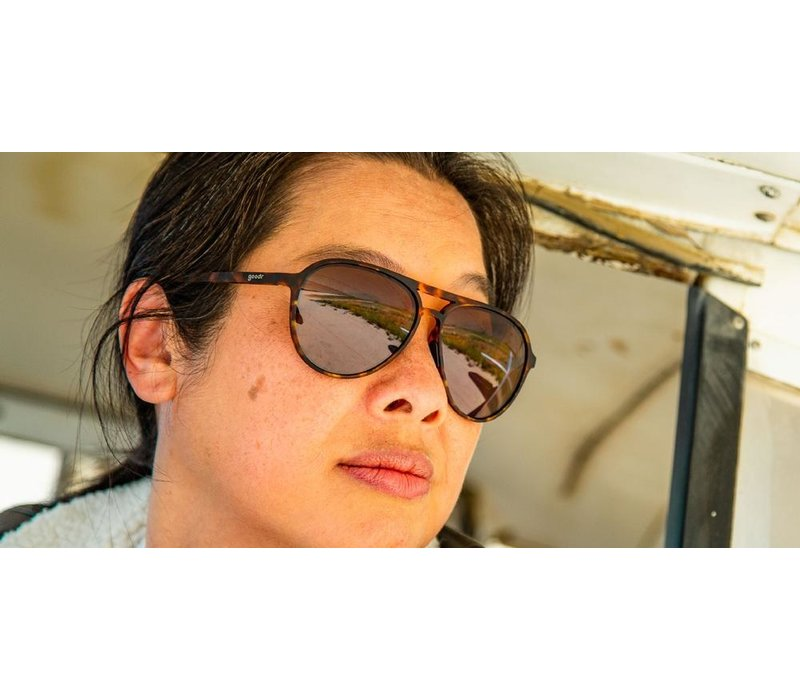 Goodr Sunglasses Amelia Earhart Ghosted Me
