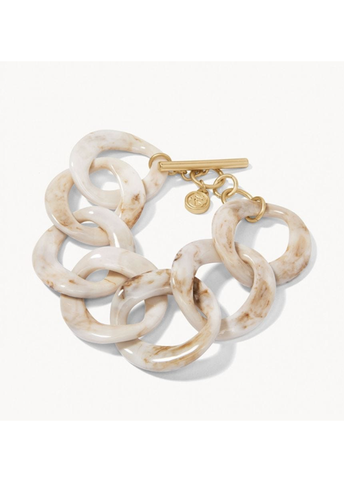 Spartina Resin Toggle Bracelet