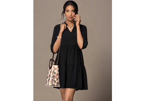 Spartina Masie Dress in Black