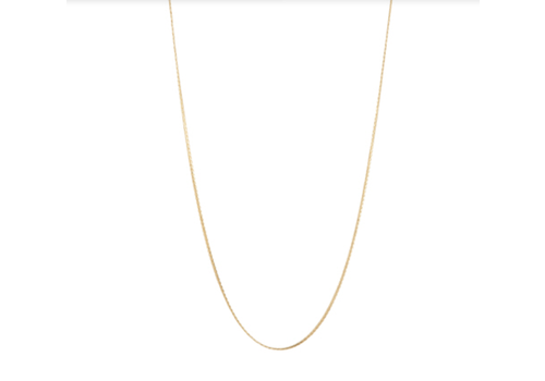"""EN Necklace Select Chain Gold Thick 41"""""""