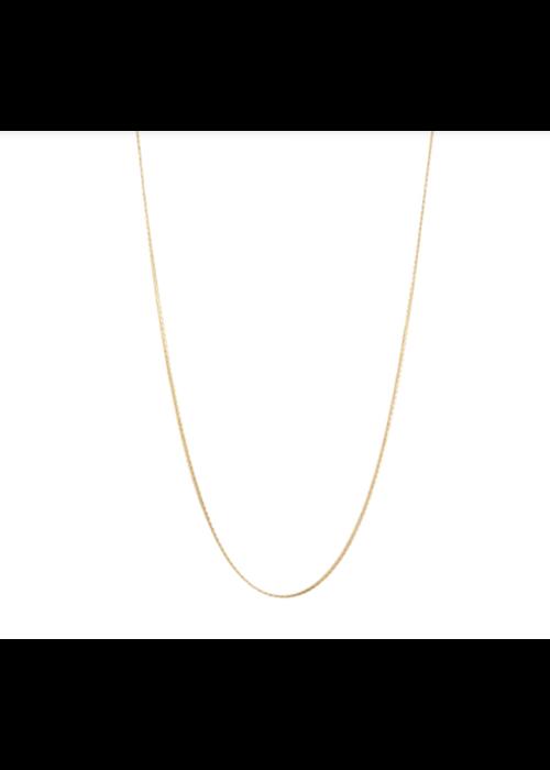 "E Newton EN Necklace Select Chain Gold Thick 41"""