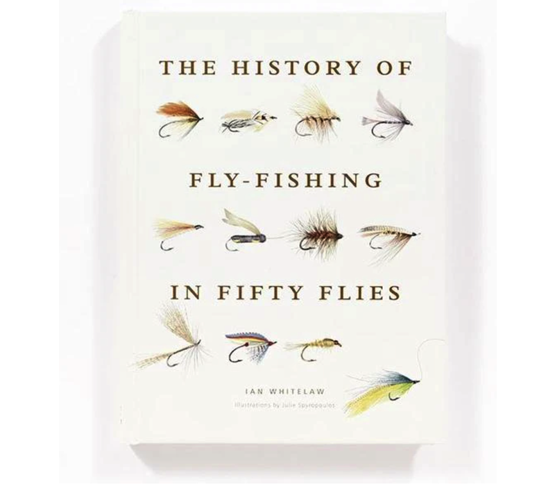 Hach The History of Fly Fishing in Fifty Flies