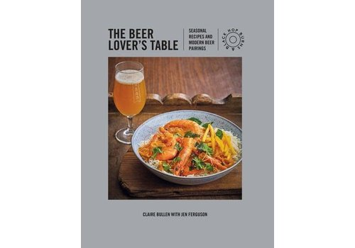 Beer Lovers Table Book