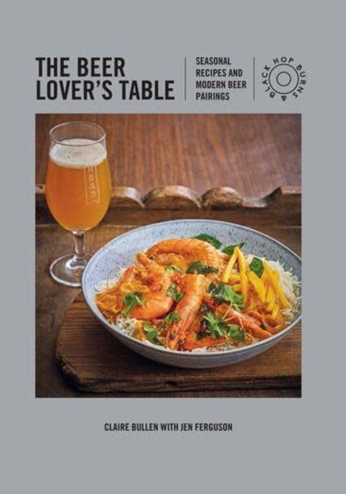 Beer Lovers Table Book