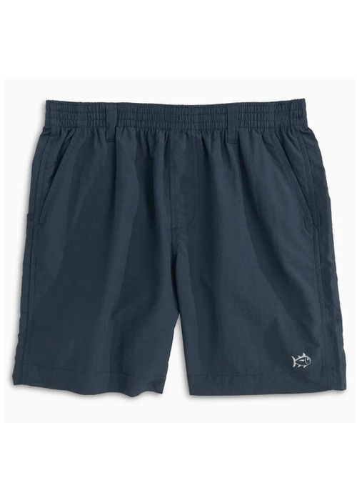 Southern Tide ST Boys Youth Shoreline Short in True Navy