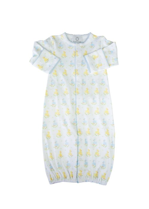 Proper Peony Blue Ducks Converter Gown