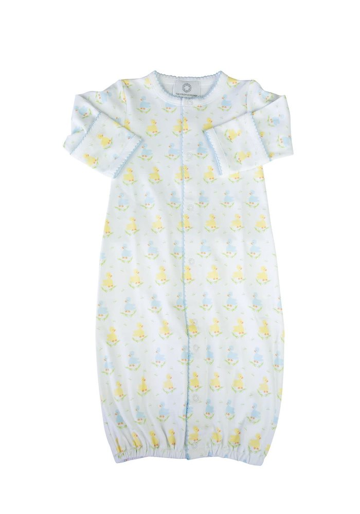Blue Ducks Converter Gown