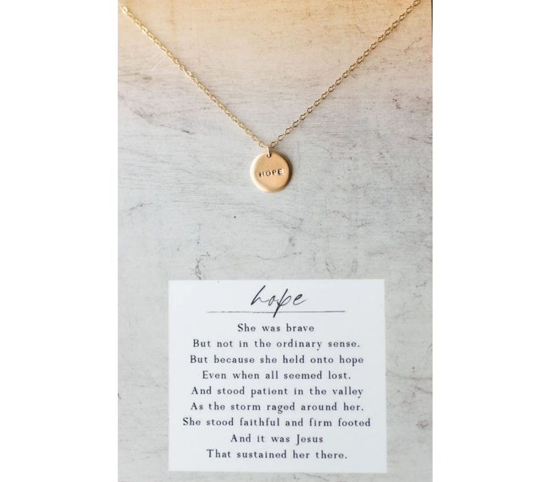 DHD Hope Necklace