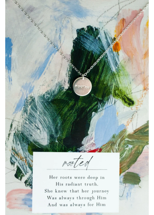 Dear Heart Designs DHD Rooted Necklace
