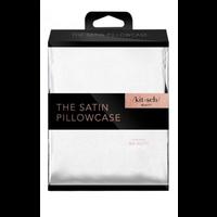 Kitsch Satin Pillowcase - Standard