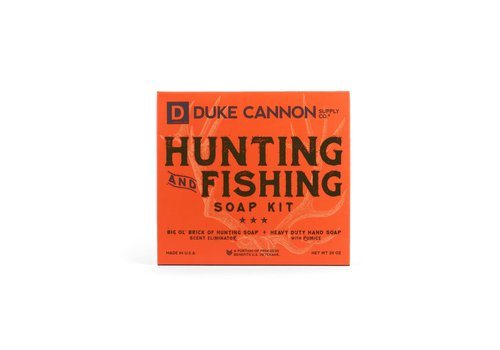 Hunting & Fishing Gift Set