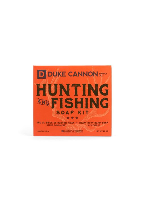 Hunting & Fishing Gift Set