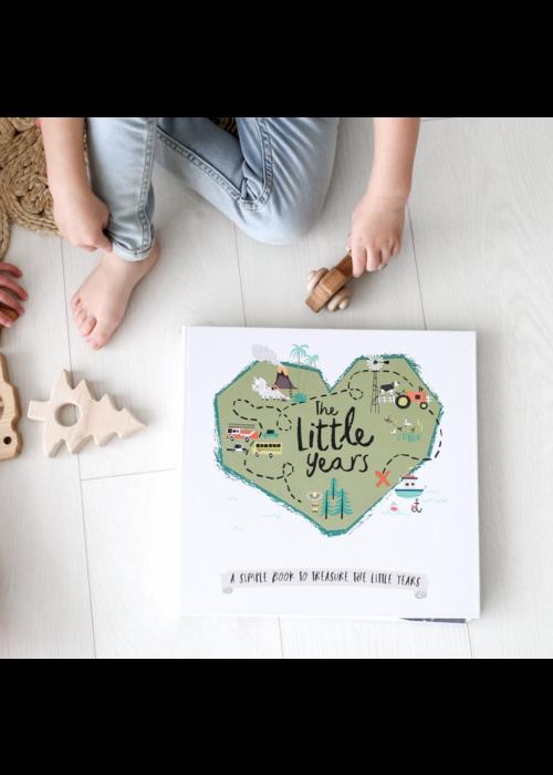 Lucy Darling LD Little Toddler Book Boy