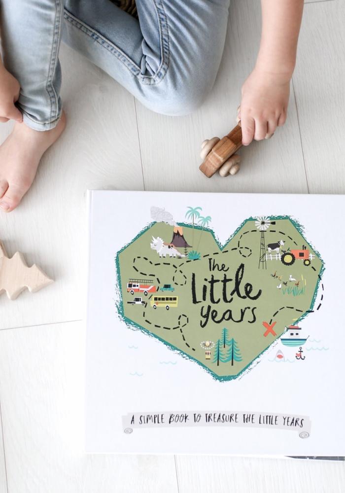 LD Little Toddler Book Boy