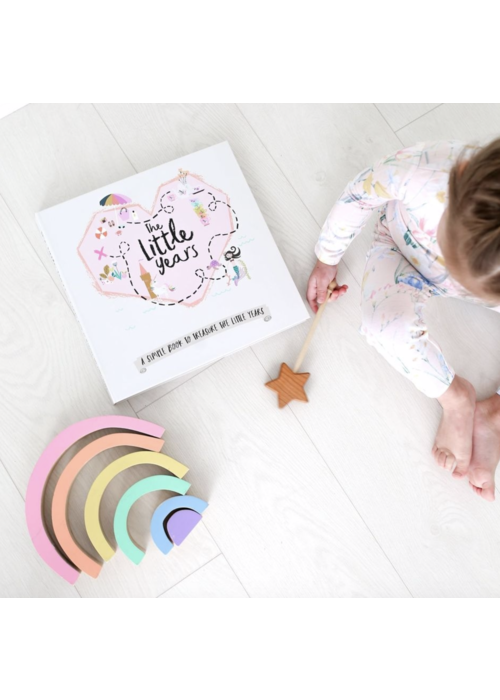 Lucy Darling LD Little Toddler Book Girl