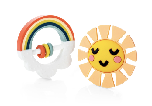 Lucy Darling LD Little Rainbow Teether
