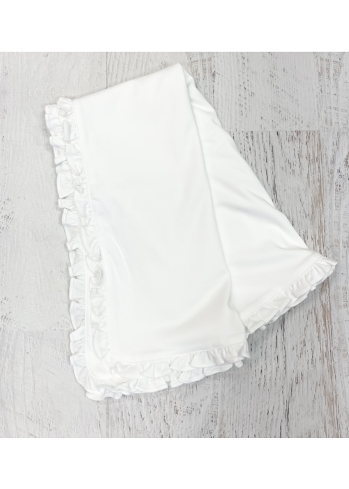 Lila and Hayes Lila & Hayes Ruffled Blanket (2 colors)