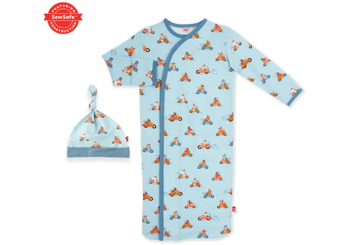 Magnetic Baby MAG Easy Rider Modal Magnetic Gown Set