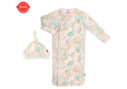 Magnetic Baby MAG Coral Cay Magnetic Gown Set