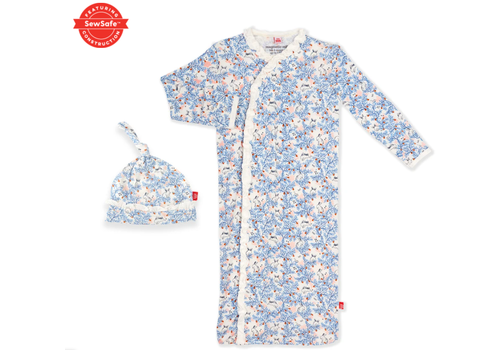 Magnetic Baby MAG Somebunny Modal Magnetic Gown Set