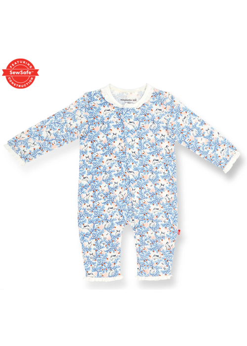 Magnetic Baby MAG Somebunny Modal Magnetic Coverall