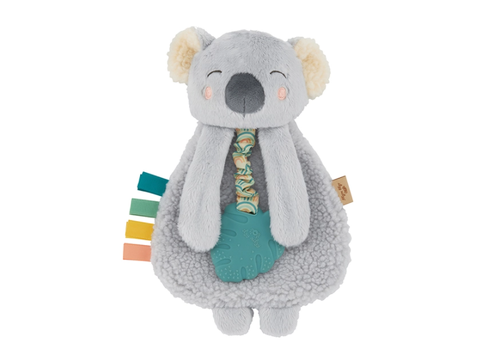 Itzy Ritzy Koala Plush w/Silicone Teether Toy