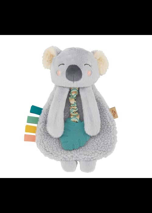 Itzy Ritzy Koala Plush w/Silicone Teether Toy