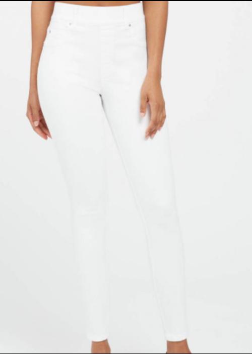 Spanx SPX White Skinny Jean Regular