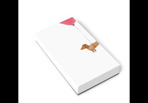 Hot Dog Note Pad